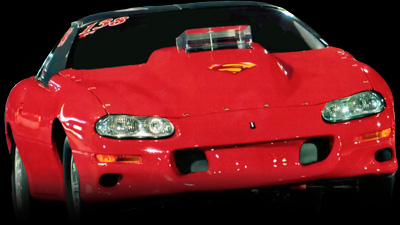 Virginia Speed Race Cars Header